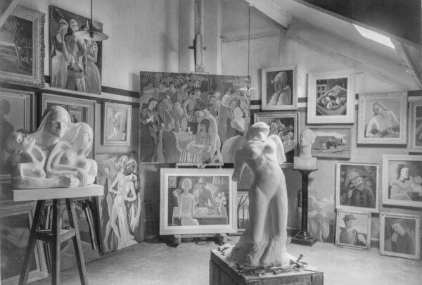 Atelier Montparnasse 1093